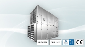 Centrale klimatyzacyjne i wentylacyjne w wykonaniu standardowym – MCKS