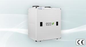 Kompaktowa centrala rekuperacyjna KCX