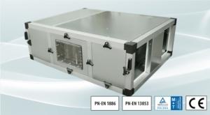Kompaktowa centrala wentylacyjno- klimatyzacyjna MCKT-HX, HPX